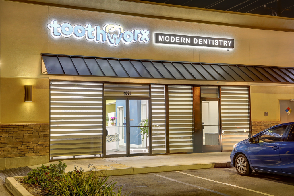 Picture of Toothworx Modern Dentistry Building Front 2